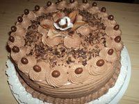Francuska svadbena torta