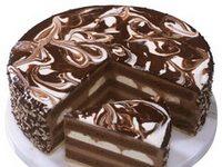 Mramorni cizkejk torta s bejlisom