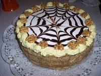torta sa orasima i slagom