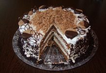 Kesten frajla torta