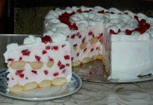 Letnja torta sa jagodama