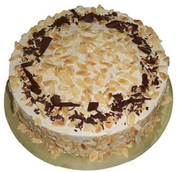 Kapućino torta s belom čokoladom